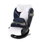 CYBEX Summer Cover Pallas/Solution S - White in White large image number 1 Small
