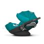 CYBEX Cloud Z i-Size - River Blue in River Blue large image number 4 Small