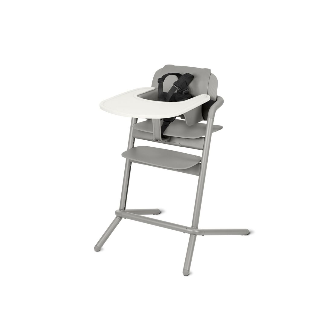 CYBEX Lemo Tray - Porcelaine White in Porcelaine White large image number 1