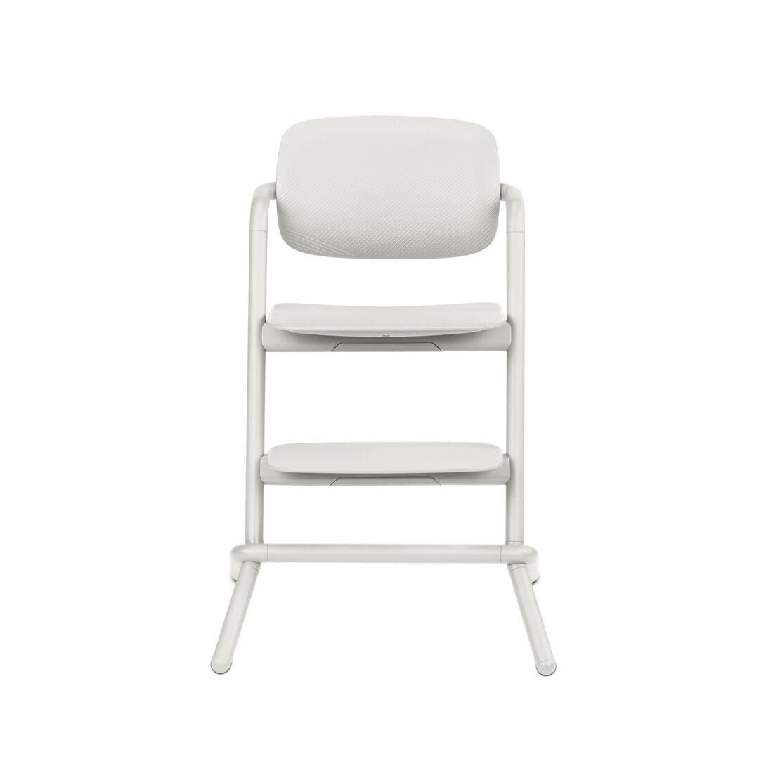CYBEX Lemo Chair - Porcelaine White (Plastic) in Porcelaine White (Plastic) large image number 2