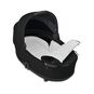 CYBEX Mios Lux Carry Cot - Deep Black in Deep Black large image number 2 Small