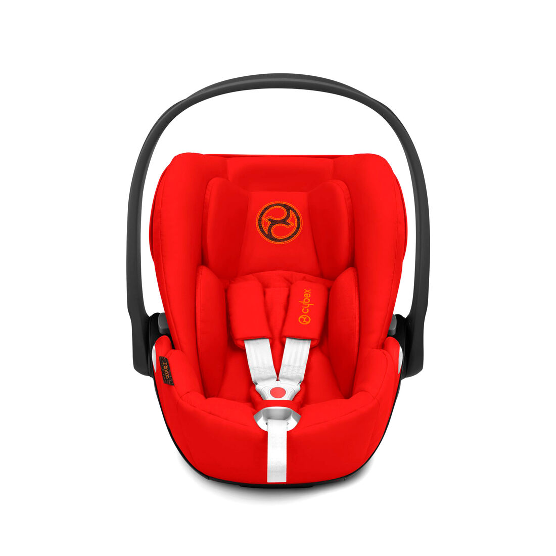 CYBEX Cloud Z i-Size Car-Seat in Autumn Gold Bild 2