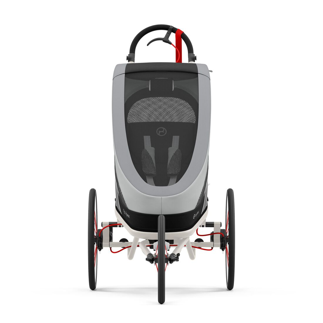 CYBEX Zeno Seat Pack - Medal Grey in Medal Grey large image number 3