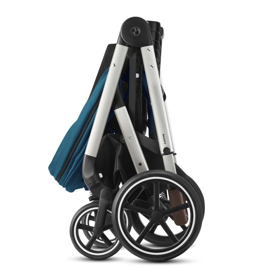 CYBEX Balios S Lux - River Blue (Silver Frame) in River Blue (Silver Frame) large image number 7