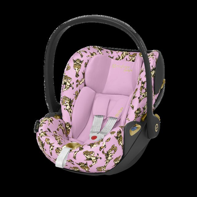 Cloud Z i-Size - Cherubs Pink