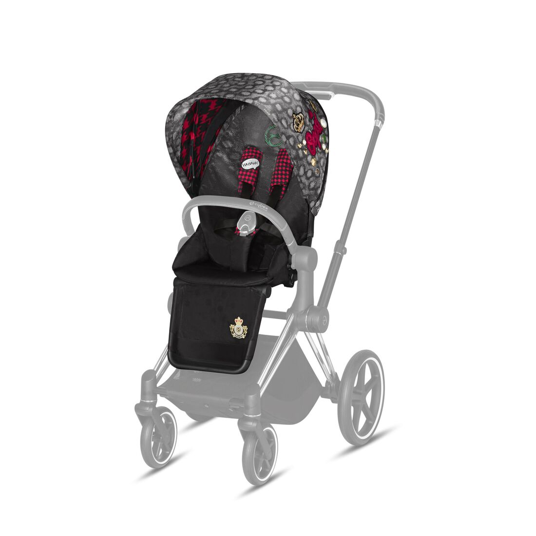 CYBEX Priam Sitzpaket - Rebellious in Rebellious large Bild 1