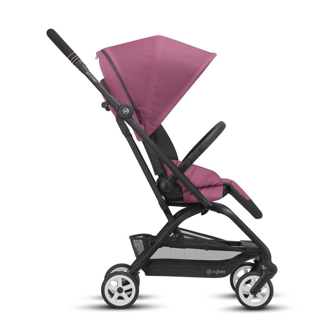 CYBEX Eezy S Twist 2 - Magnolia Pink (Black Frame) in Magnolia Pink (Black Frame) large image number 2