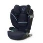 CYBEX Solution S2 i-Fix - Navy Blue in Navy Blue large image number 1 Small