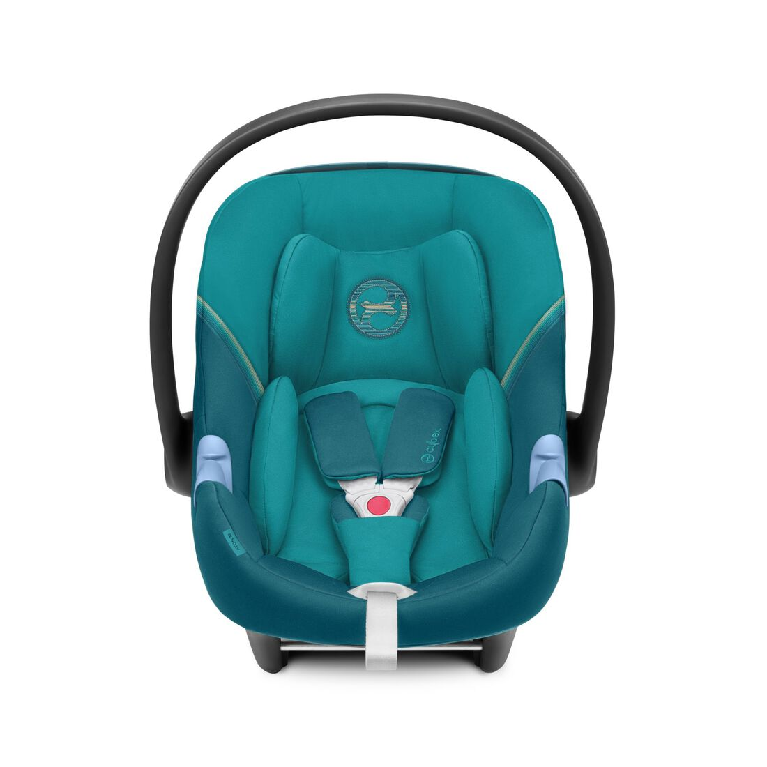 CYBEX Aton M i-Size - River Blue in River Blue large image number 2