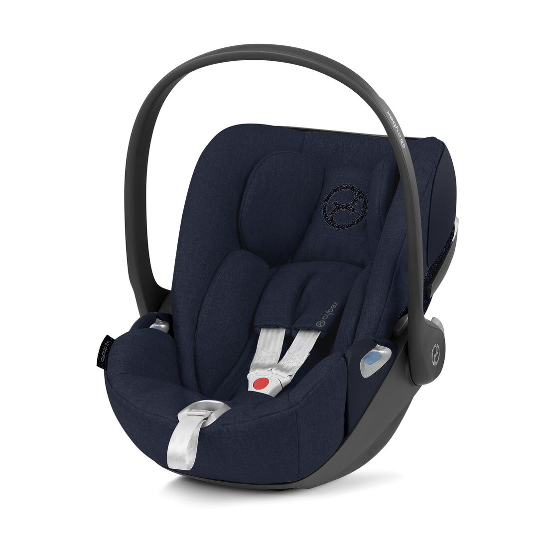CYBEX Cloud Z i-Size - Nautical Blue Plus in Nautical Blue Plus large image number 2