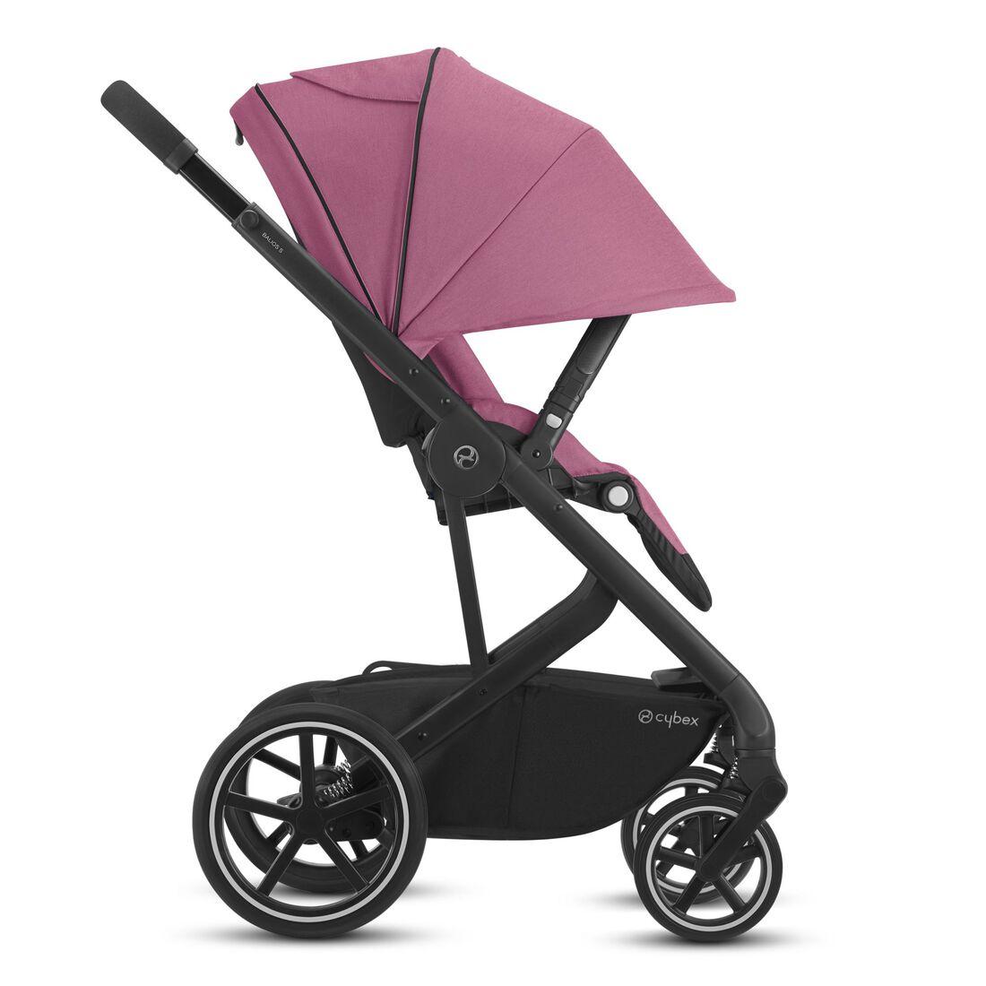 CYBEX Balios S Lux - Magnolia Pink (Schwarzer Rahmen) in Magnolia Pink (Black Frame) large Bild 5
