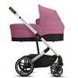 CYBEX Balios S Lux - Magnolia Pink (Silver Frame) in Magnolia Pink (Silver Frame) large image number 2 Small