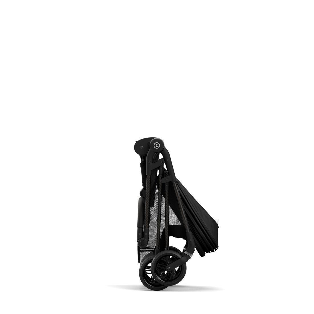 CYBEX Melio Carbon - Deep Black in Deep Black large