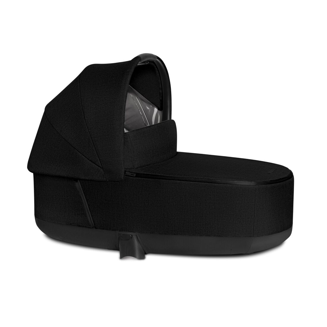 CYBEX Priam Lux Carry Cot - Stardust Black Plus in Stardust Black Plus large image number 1