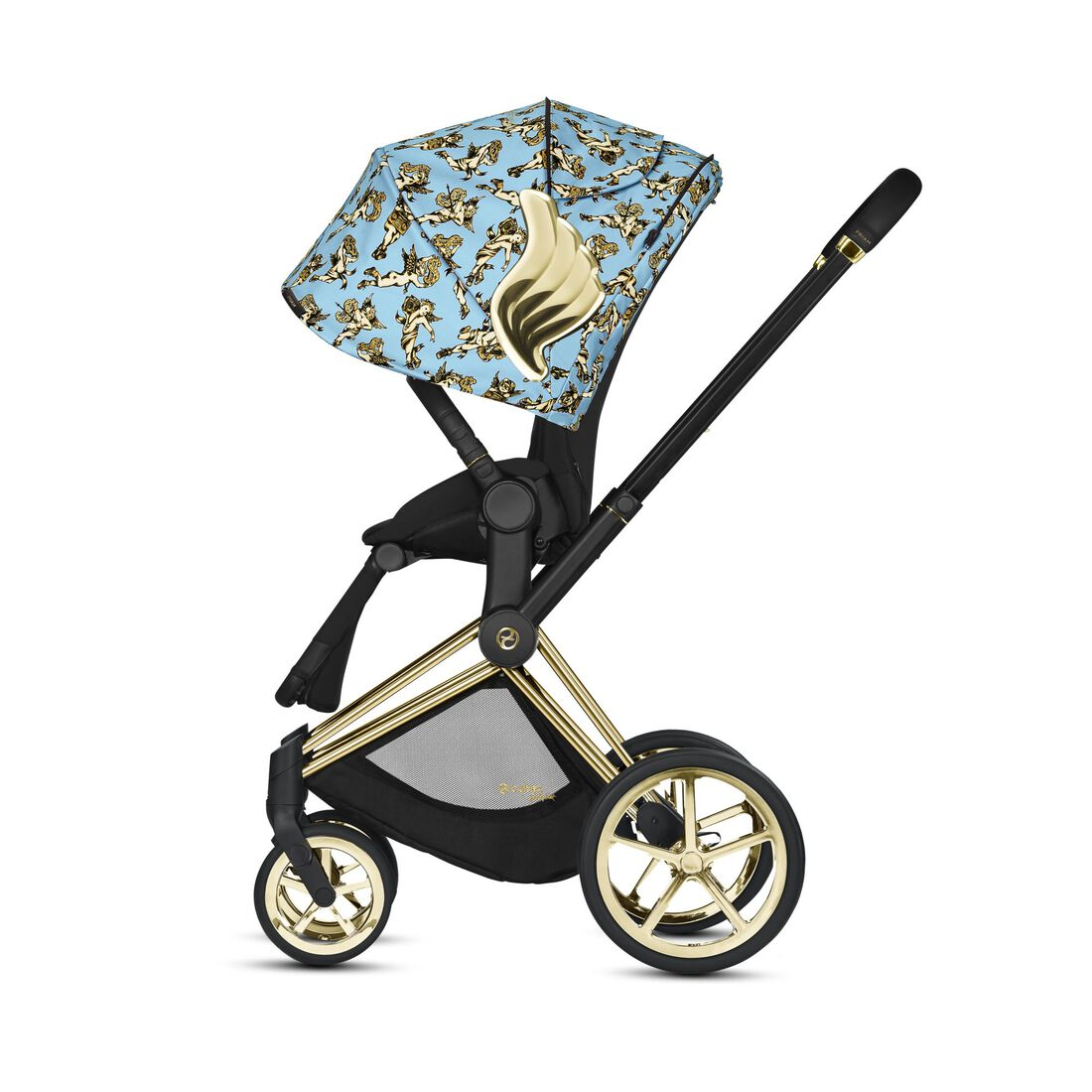 CYBEX Priam Jeremy Scott - Cherubs Blue in Cherubs Blue large Bild 4