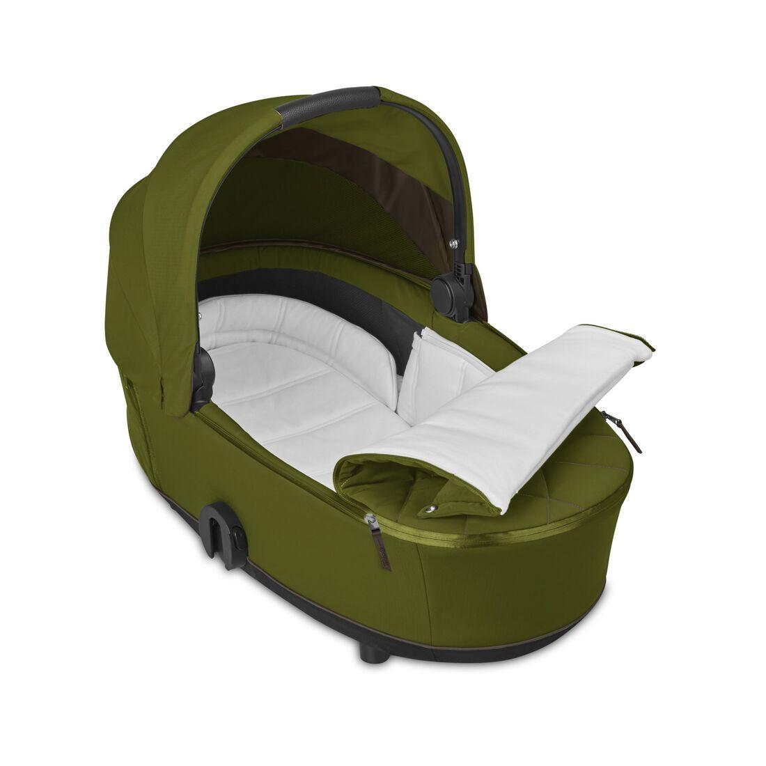 CYBEX Mios Lux Carry Cot - Khaki Green in Khaki Green large Bild 2