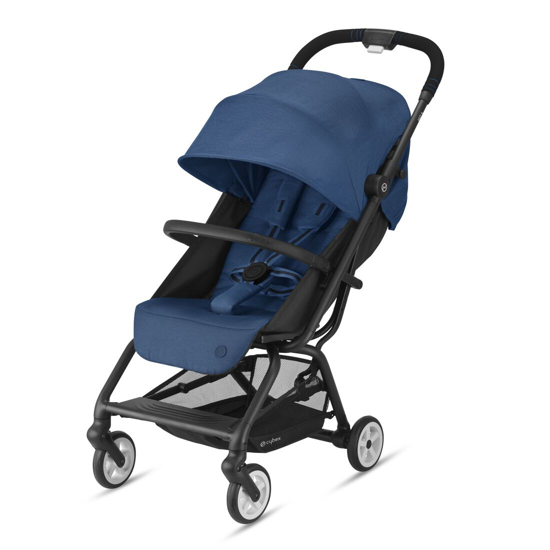 CYBEX Eezy S 2 - Navy Blue in Navy Blue large image number 1