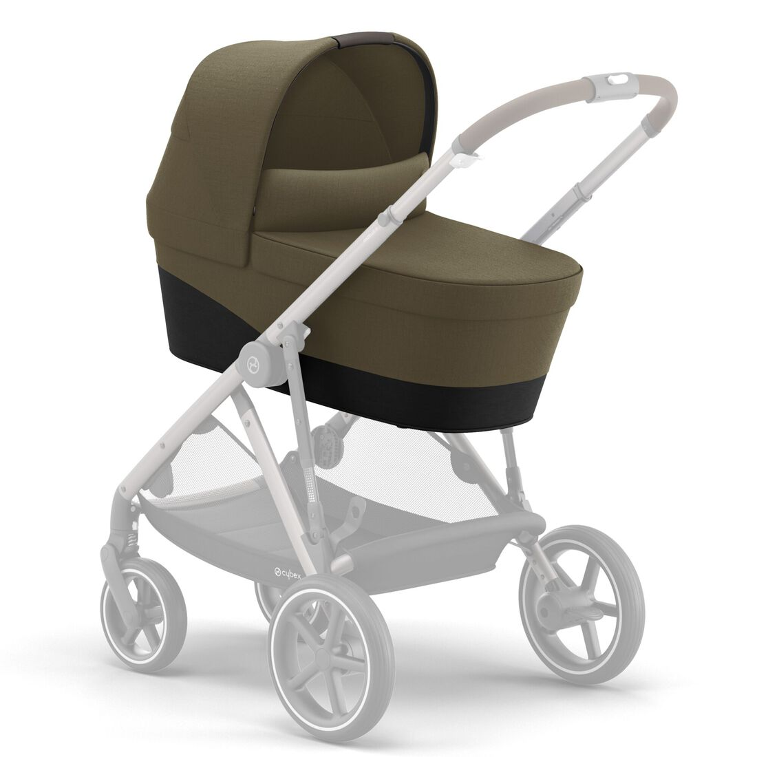 CYBEX Gazelle S Cot - Classic Beige in Classic Beige large image number 5