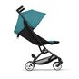 CYBEX Libelle - River Blue in River Blue large image number 4 Small