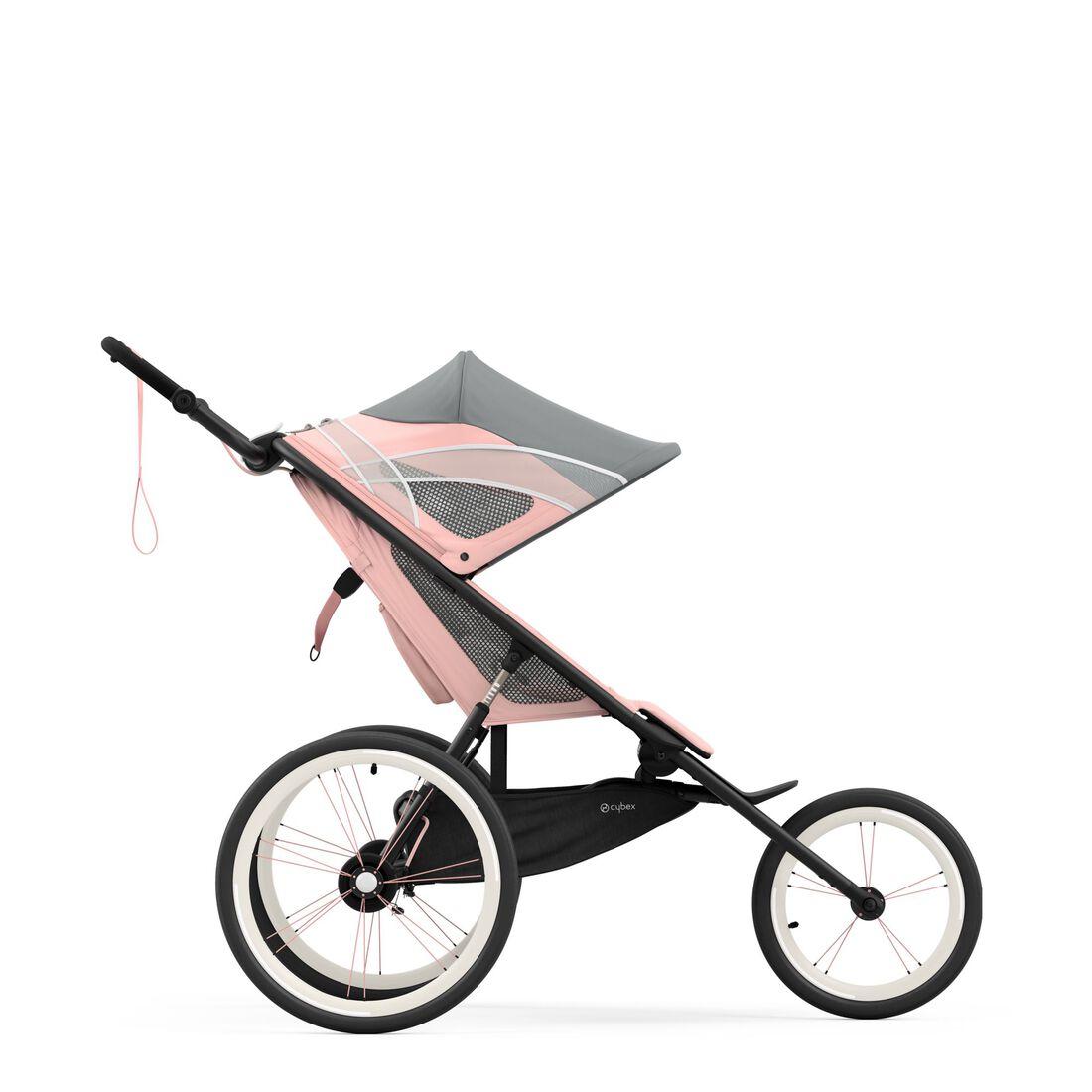 CYBEX Avi Rahmen - Schwarz mit pinken Details in Black With Pink Details large Bild 4