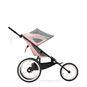 CYBEX Avi Rahmen - Schwarz mit pinken Details in Black With Pink Details large Bild 4 Klein