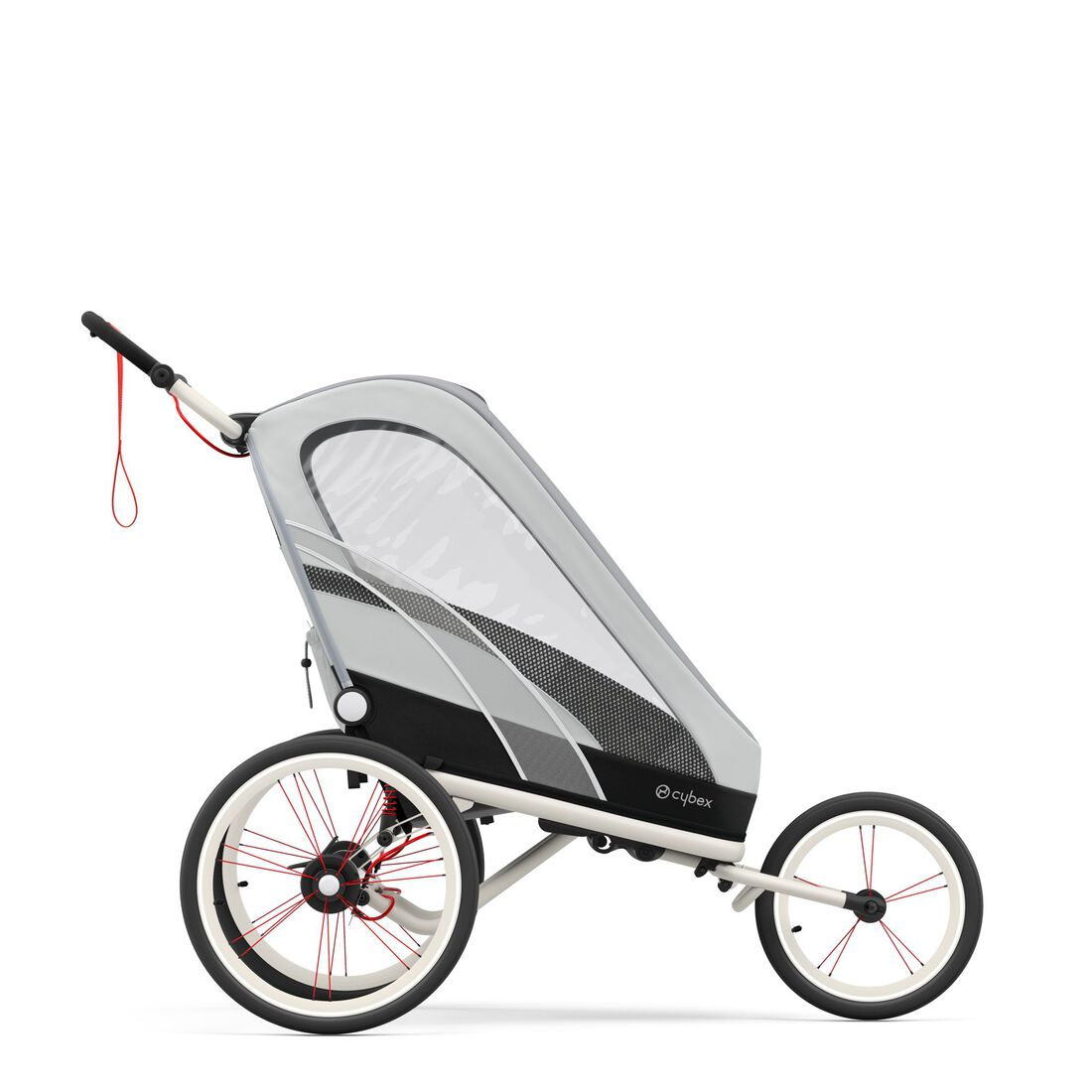 CYBEX Zeno Seat Pack - Medal Grey in Medal Grey large image number 4