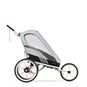 CYBEX Zeno Seat Pack - Medal Grey in Medal Grey large image number 4 Small