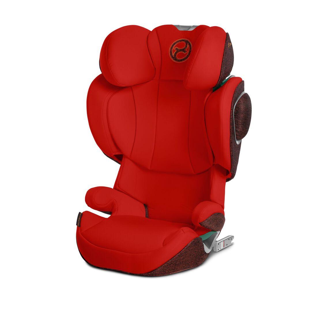 Solución S-Fix asiento de coche