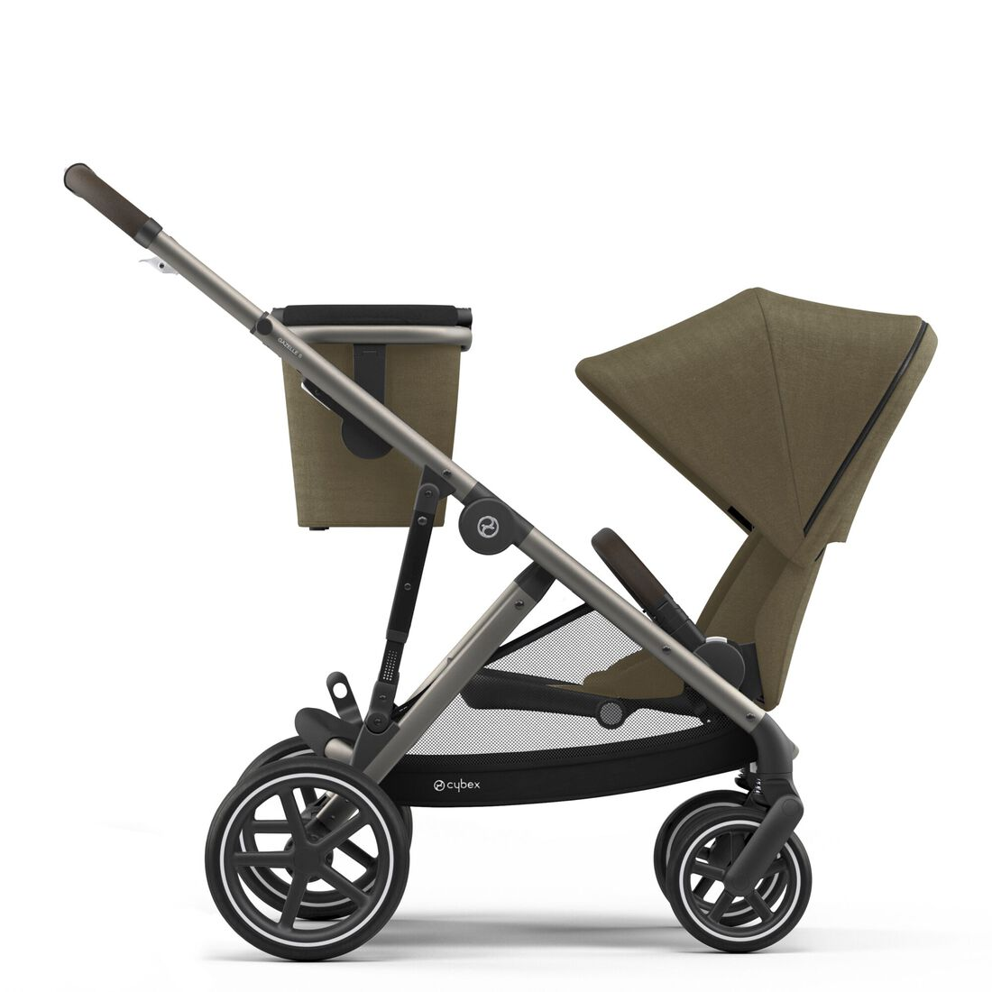 CYBEX Gazelle S - Classic Beige (Taupe Frame) in Classic Beige (Taupe Frame) large image number 7