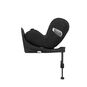 CYBEX Sirona Z i-Size - Deep Black in Deep Black large image number 4 Small