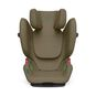 CYBEX Pallas G i-Size - Classic Beige in Classic Beige large image number 8 Small