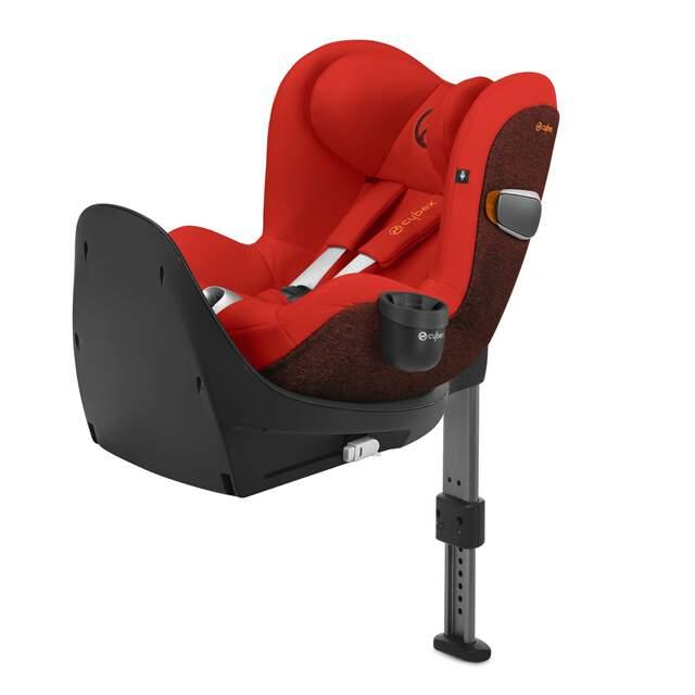Platinum Becherhalter Car Seats - Black
