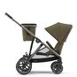 CYBEX Gazelle S - Classic Beige (Taupe Frame) in Classic Beige (Taupe Frame) large image number 7 Small