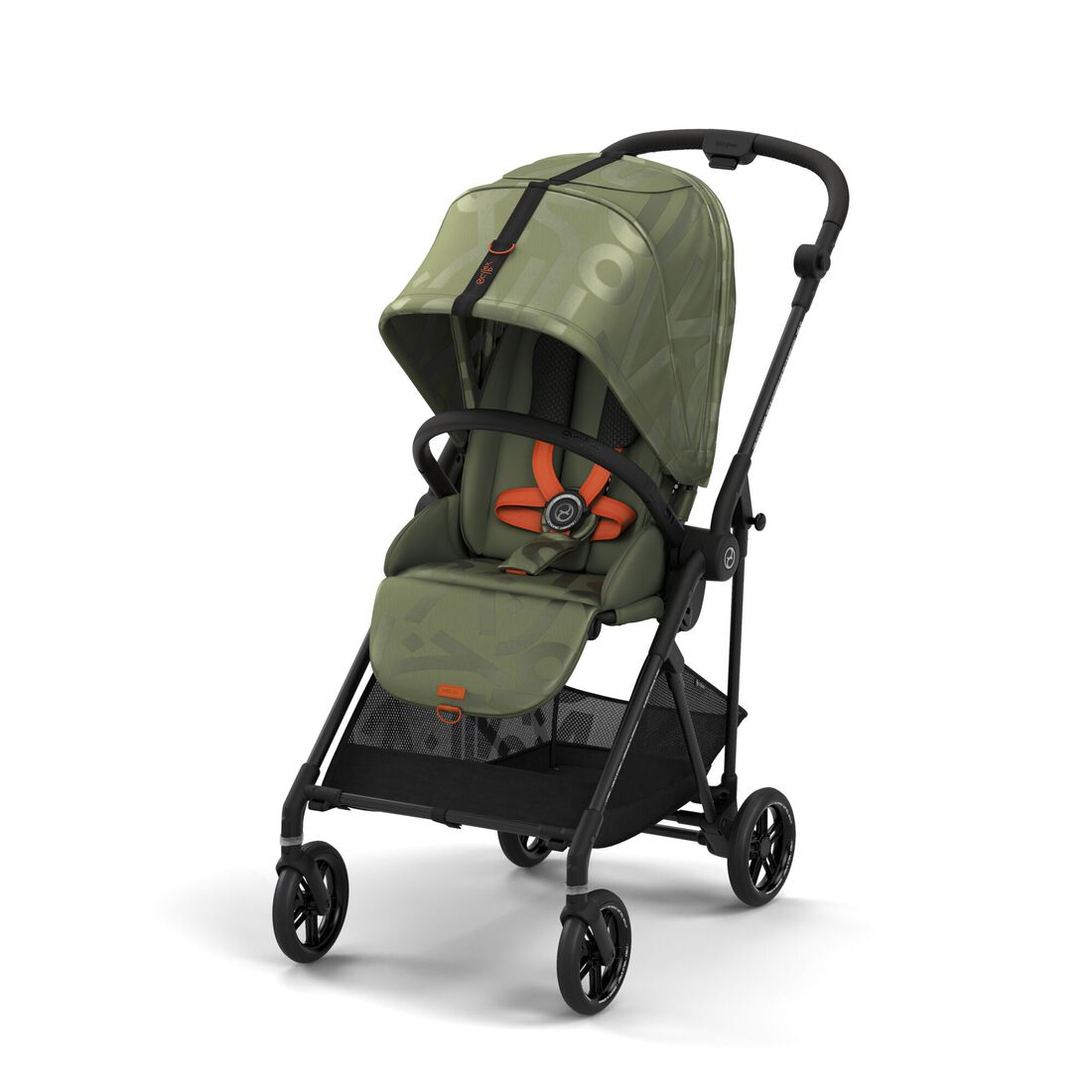 CYBEX Melio Street - Olive Green in Olive Green large image number 1