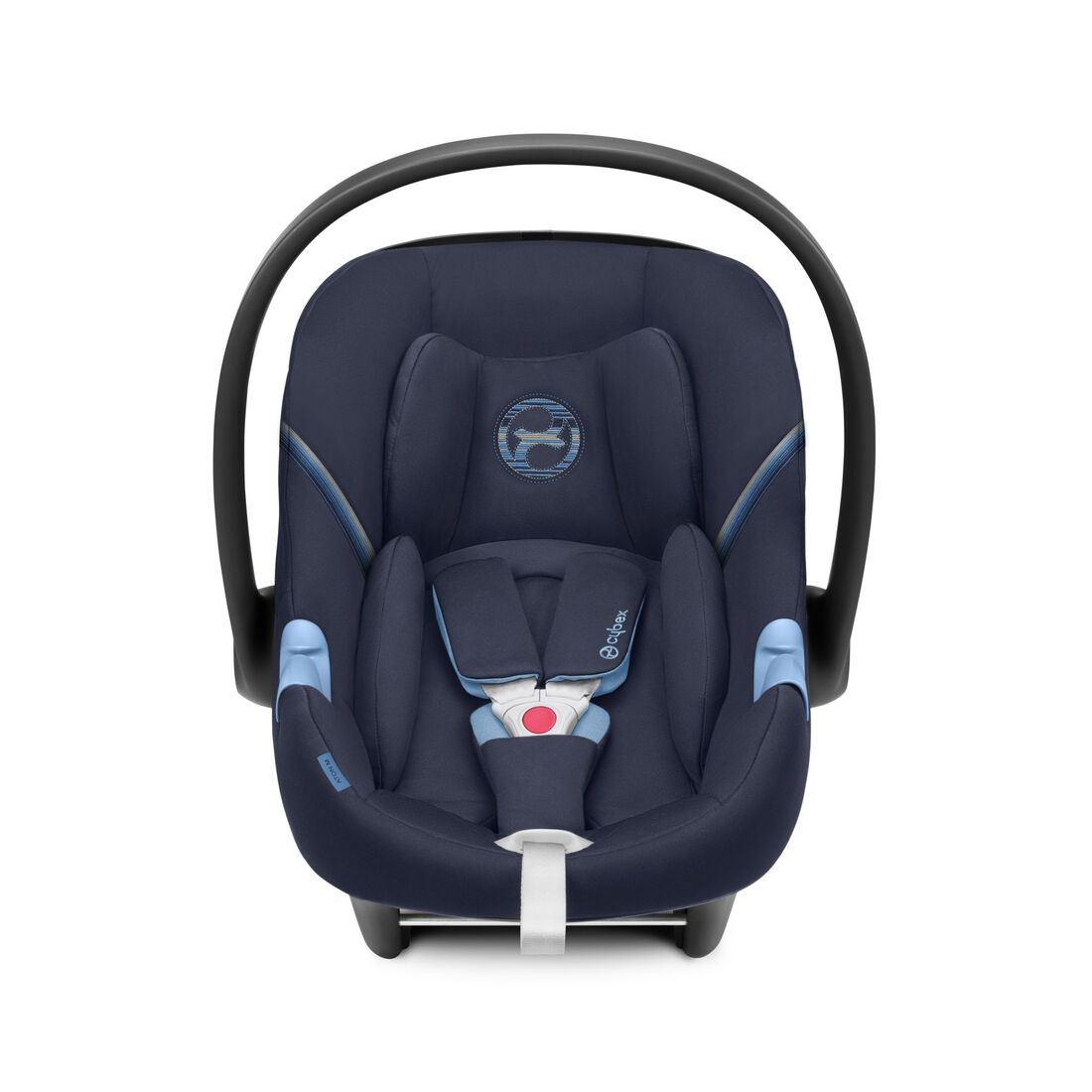 CYBEX Aton M i-Size - Navy Blue in Navy Blue large image number 3