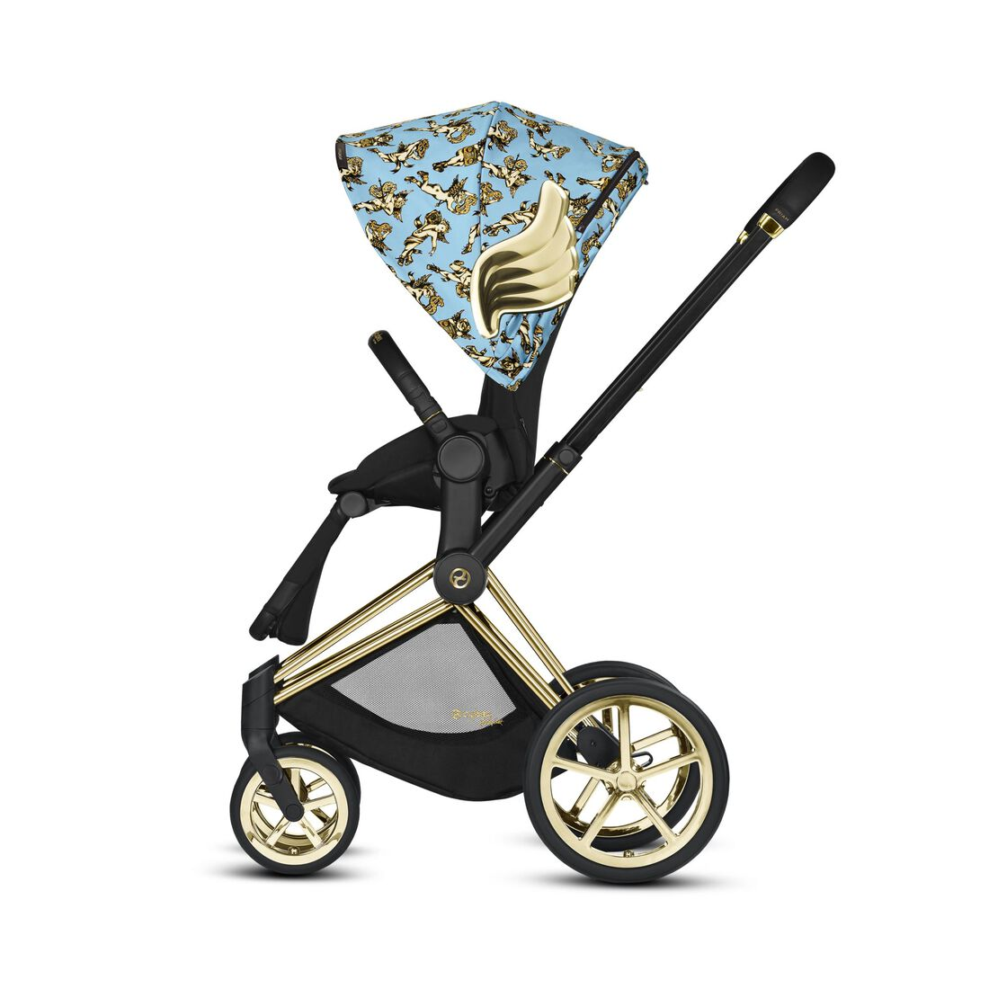 CYBEX Priam Jeremy Scott - Cherubs Blue in Cherubs Blue large Bild 3