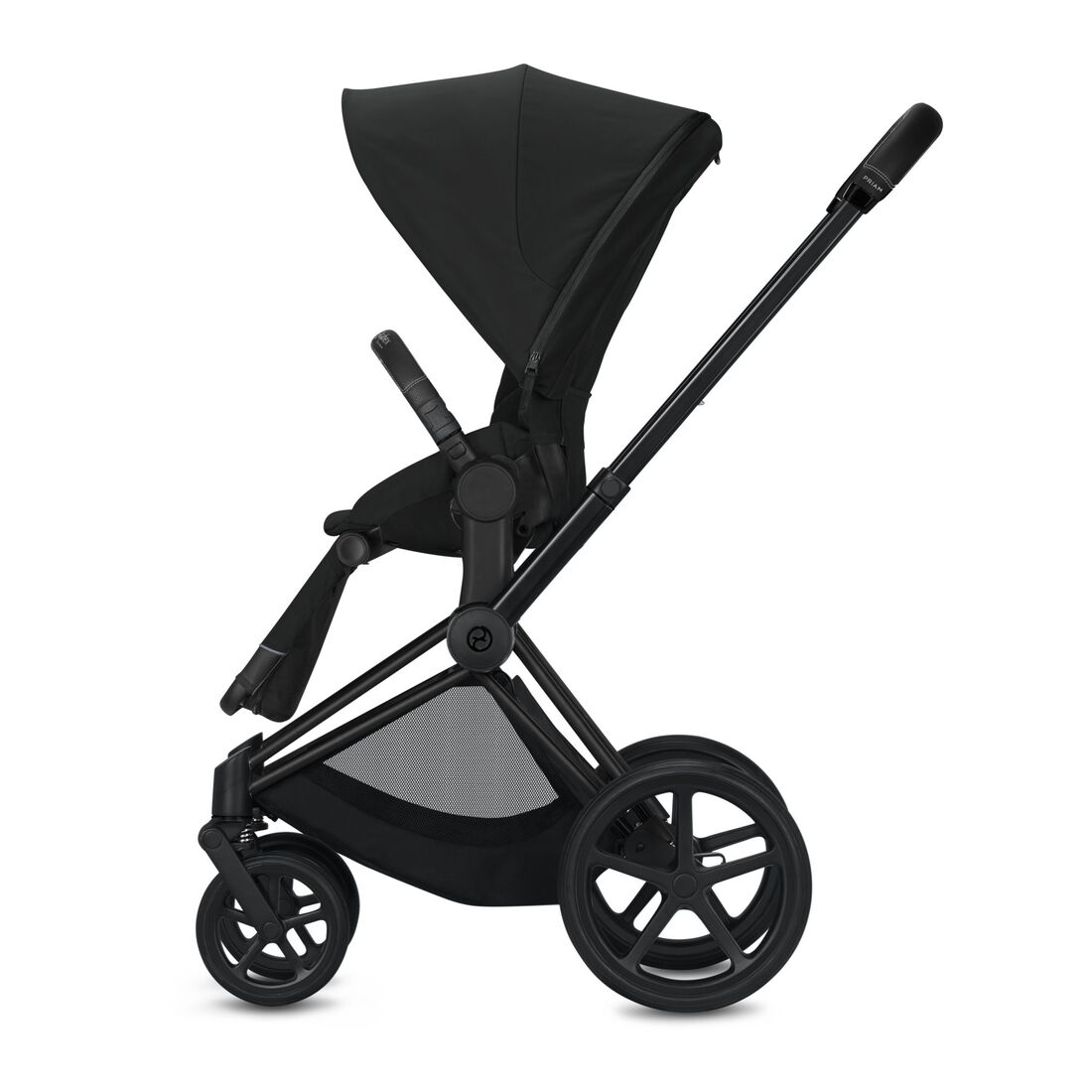 CYBEX Priam Rahmen - Matt Black in Matt Black large Bild 3
