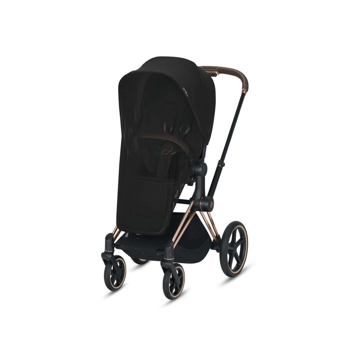 CYBEX Insect Net Lux Seats - Black in Black large image number 2