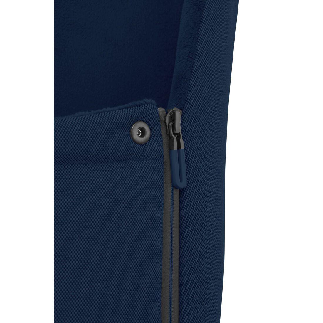 CYBEX Gold Fußsack - Navy Blue in Navy Blue large Bild 2