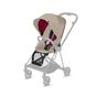 CYBEX Mios Seat Pack - Ferrari Silver Grey in Ferrari Silver Grey large image number 1 Small
