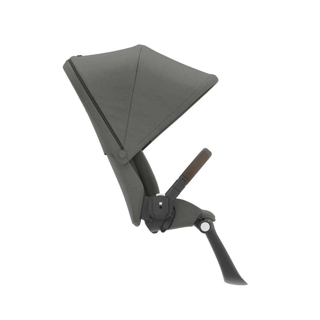 CYBEX Gazelle S Seat Unit - Soho Grey (Taupe Frame) in Soho Grey (Taupe Frame) large image number 2