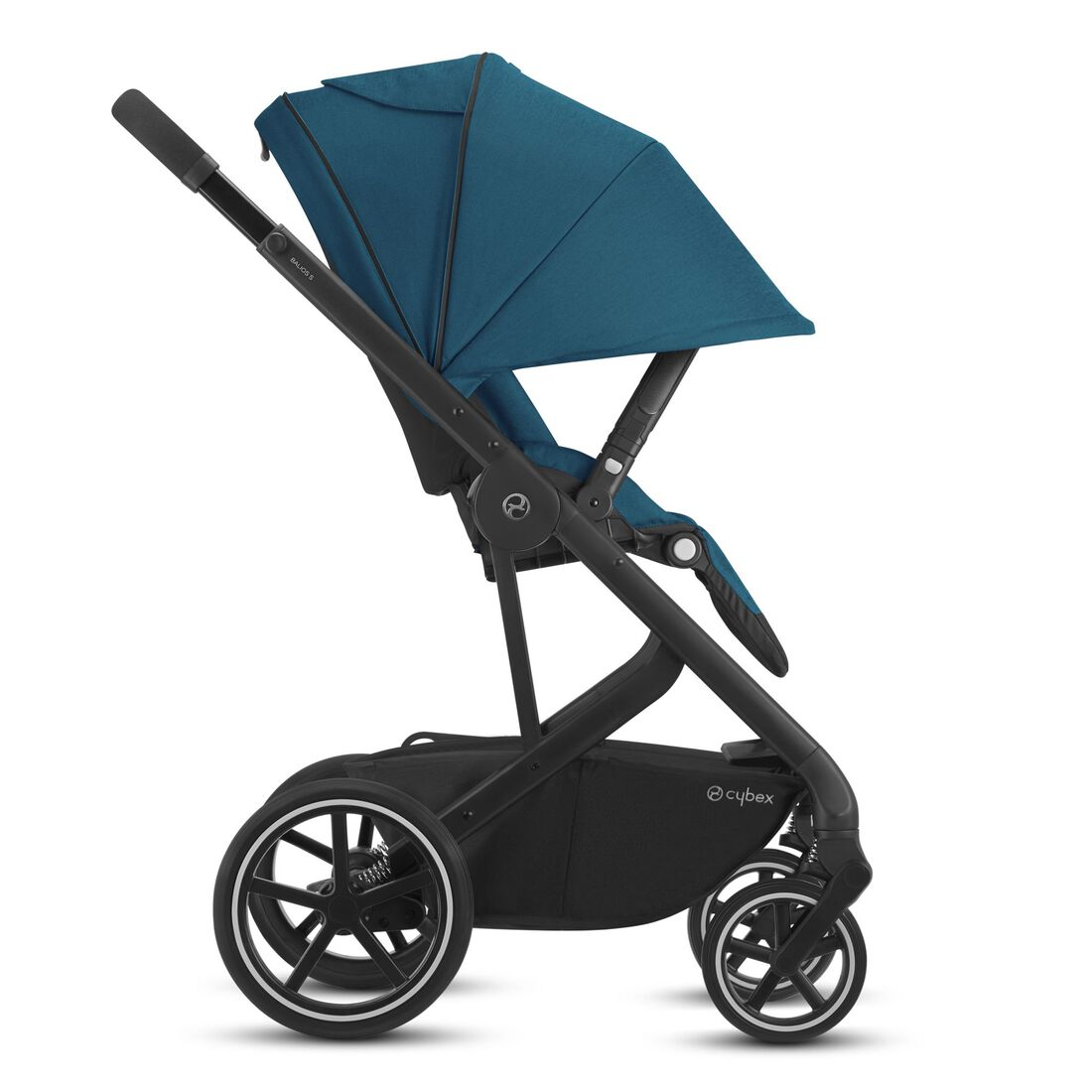 CYBEX Balios S Lux - River Blue (Black Frame) in River Blue (Black Frame) large image number 5