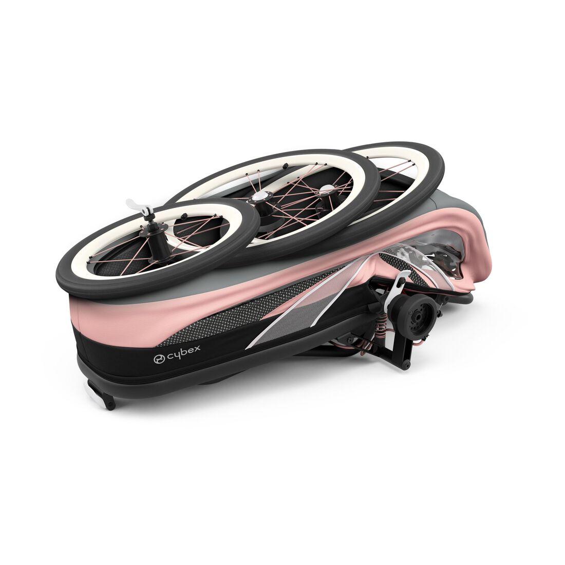CYBEX Zeno Sitzpaket - Silver Pink in Silver Pink large Bild 6