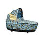 CYBEX Mios Lux Carry Cot - Cherubs Blue in Cherubs Blue large image number 1 Small