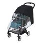 CYBEX Rain Cover Eezy S Line - Transparent in Transparent large image number 1 Small