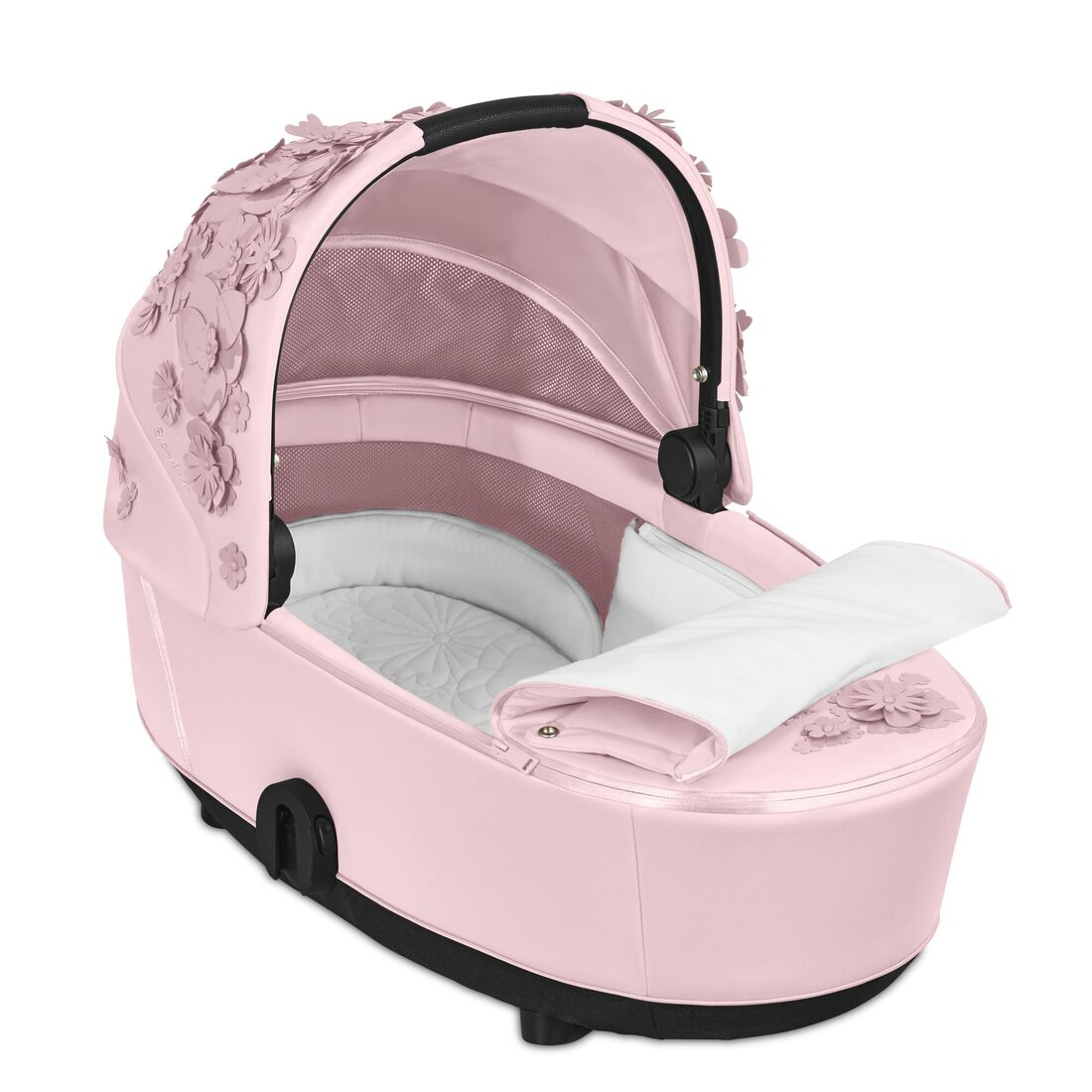 CYBEX Mios Lux Carry Cot - Pale Blush in Pale Blush large Bild 2