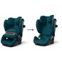 CYBEX Pallas G i-Size - River Blue in River Blue large image number 6 Small