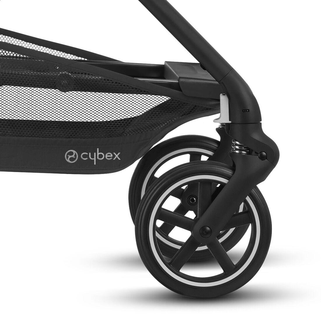 CYBEX Eezy S Twist+2 - Soho Grey (Schwarzer Rahmen) in Soho Grey (Black Frame) large Bild 5