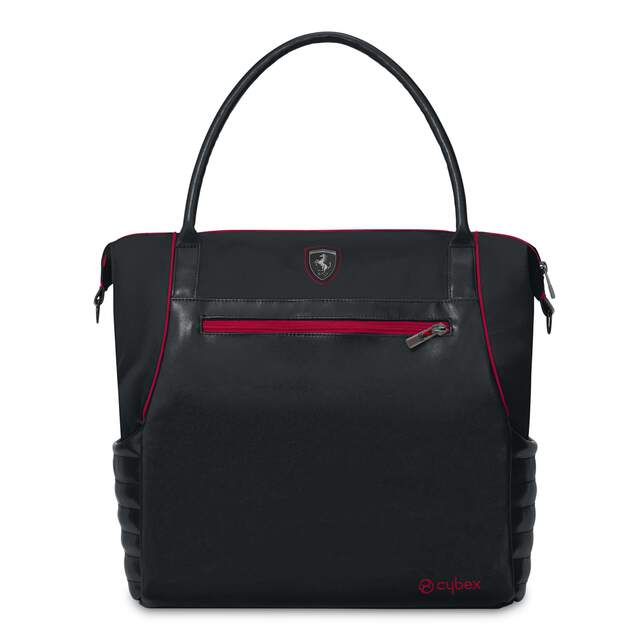 Changing Bag - Ferrari Victory Black
