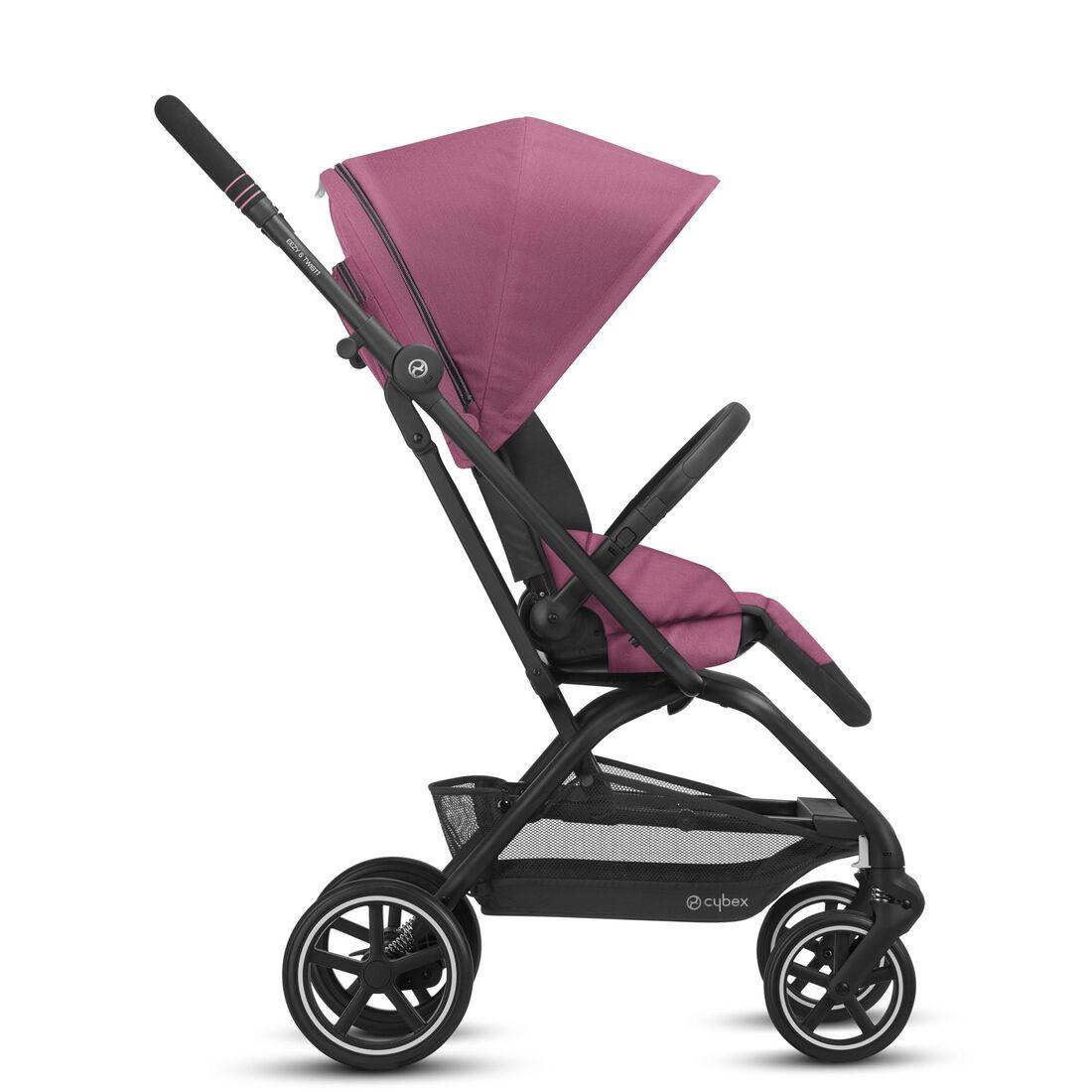 CYBEX Eezy S Twist+2 - Magnolia Pink (Schwarzer Rahmen) in Magnolia Pink (Black Frame) large Bild 2
